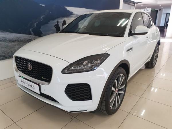 2020 Jaguar E-Pace 2.0D HSE 132KW Gauteng Pretoria_0