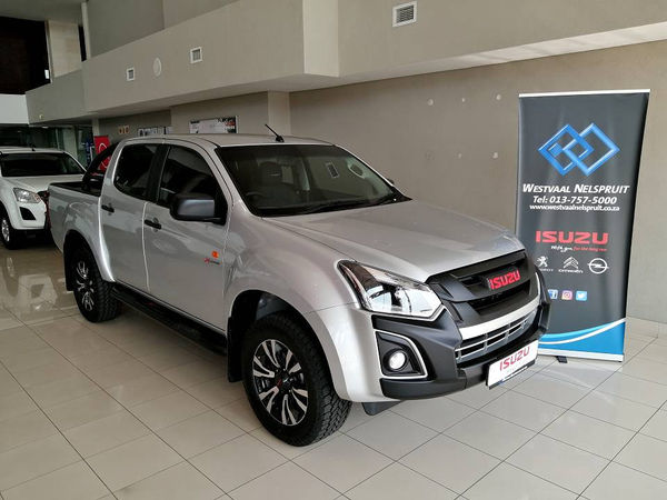 2020 Isuzu D-MAX 250 HO X-Rider Double Cab Bakkie Mpumalanga Nelspruit_0