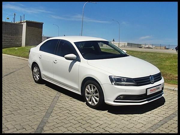2016 Volkswagen Jetta GP 1.4 TSi Comfortline Western Cape George_0