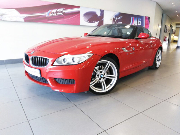 2015 BMW Z4 Sdrive20i M Sport At  Gauteng Four Ways_0