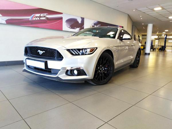 2018 Ford Mustang 5.0 GT Auto Gauteng Four Ways_0