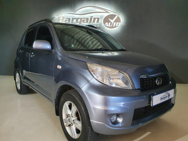 2011 Daihatsu Terios 4x4 At  Western Cape Goodwood_0