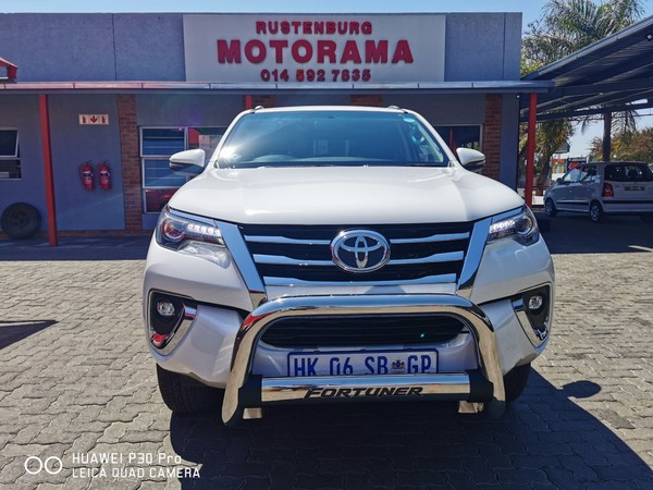 2018 Toyota Fortuner 2.8GD-6 4X4 North West Province Rustenburg_0