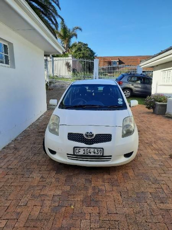 2006 Toyota Yaris T3 5dr  Western Cape Somerset West_0