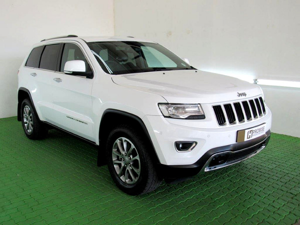 2014 Jeep Grand Cherokee 3.0L V6 CRD LTD Mpumalanga Nelspruit_0