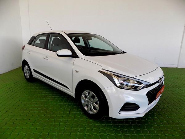 2019 Hyundai i20 1.2 Motion Gauteng Pretoria_0
