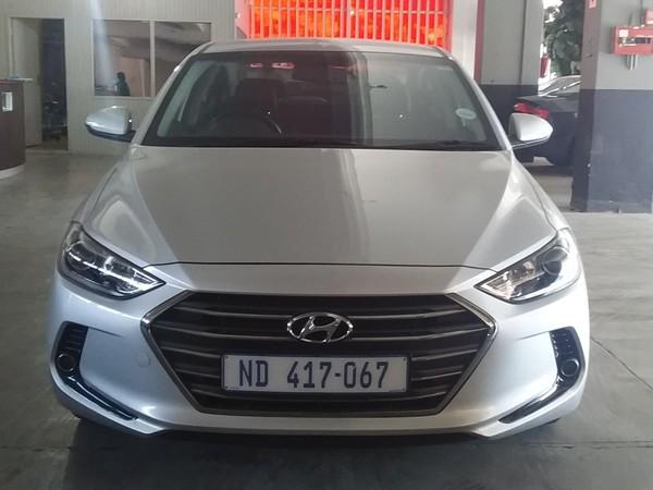 2019 Hyundai Elantra 1.6 Executive Auto Gauteng Johannesburg_0