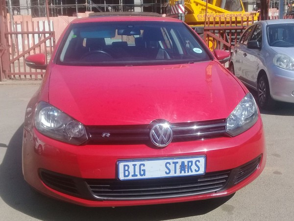 2011 Volkswagen Golf Vi 1.4 Tsi Cabrio Cline  Gauteng Johannesburg_0