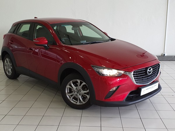 2016 Mazda CX-3 2.0 Active Mpumalanga Nelspruit_0