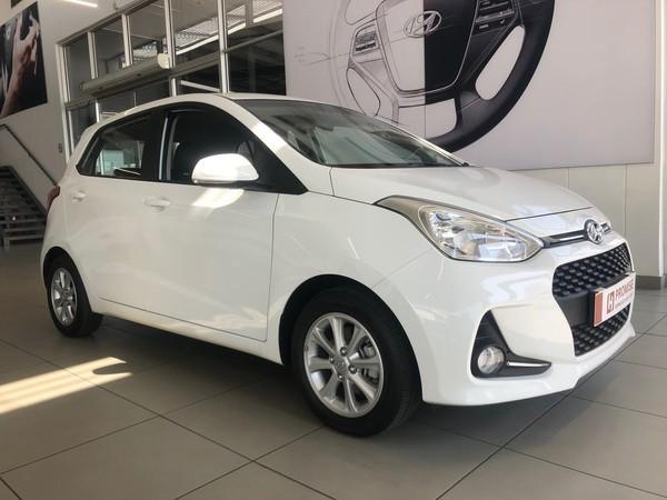 2018 Hyundai Grand i10 1.0 Fluid Gauteng Montanapark_0