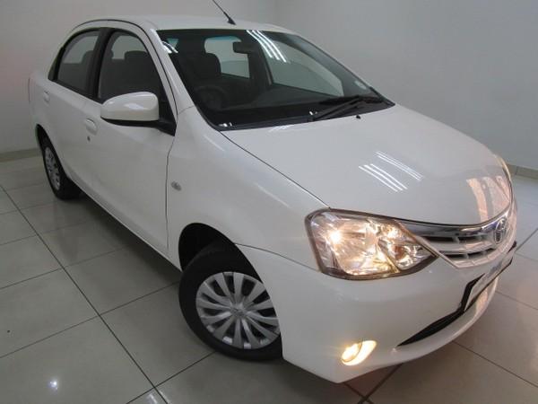 2014 Toyota Etios 1.5 Xs  Gauteng Benoni_0