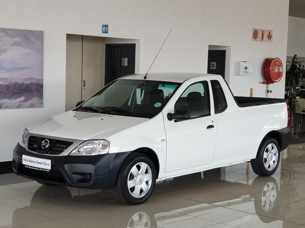 2018 Nissan NP200 1.6 Ac Pu Sc  Gauteng Boksburg_0