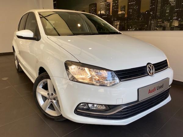 2018 Volkswagen Polo GP 1.2 TSI Comfortline 66KW Free State Bloemfontein_0