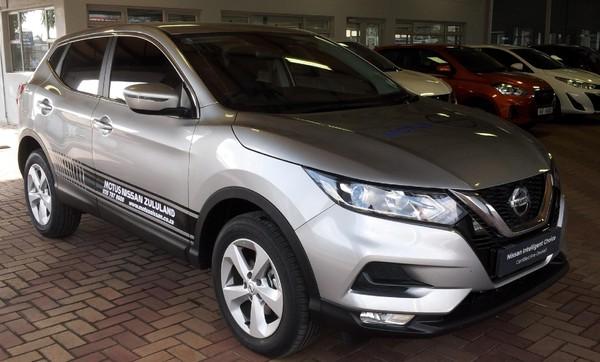 2020 Nissan Qashqai 1.2T Acenta CVT Kwazulu Natal Empangeni_0