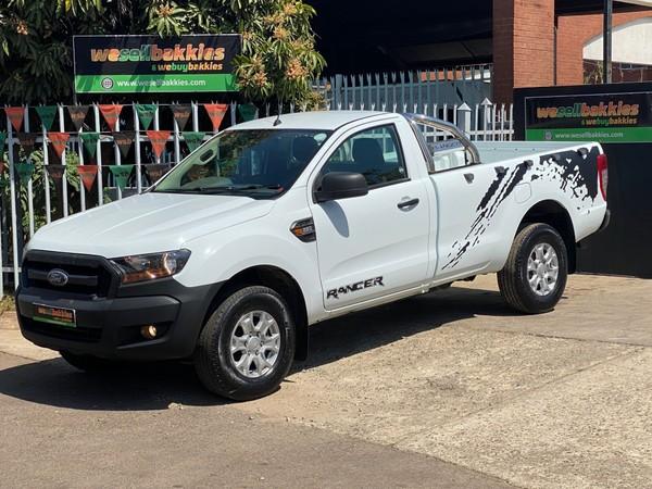2016 Ford Ranger 2.2TDCi LR Single Cab Bakkie Gauteng Pretoria West_0