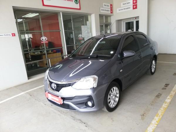 2020 Toyota Etios 1.5 Xs  Western Cape Swellendam_0