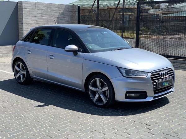 2016 Audi A1 Sportback 1.4t FSi SE Gauteng Johannesburg_0