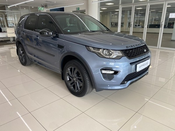 2020 Land Rover Discovery Sport 2.0D D180 Free State Bloemfontein_0
