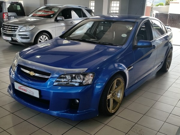 2010 Chevrolet Lumina Ss 6.0 At  Western Cape Wynberg_0