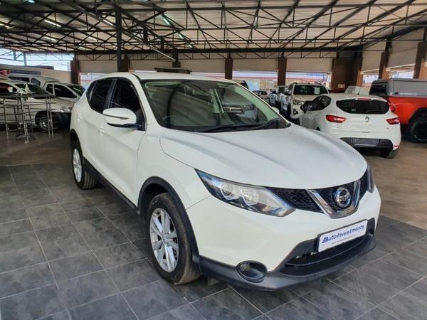2017 Nissan Qashqai 1.2T Acenta CVT Limpopo Polokwane_0