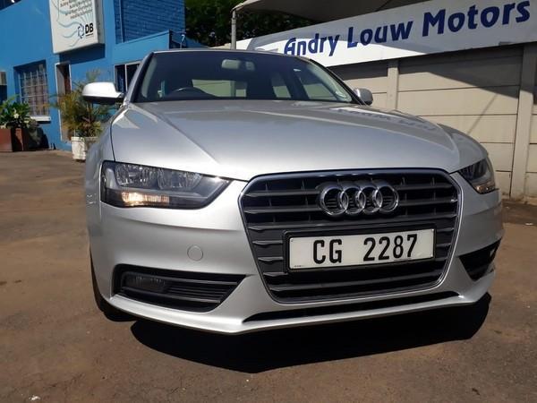 2013 Audi A4 1.8t Se  Gauteng Pretoria_0
