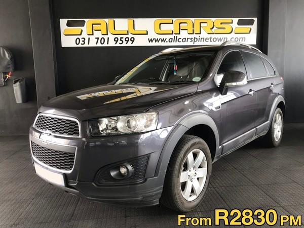 2013 Chevrolet Captiva 2.4 Lt  Kwazulu Natal Pinetown_0