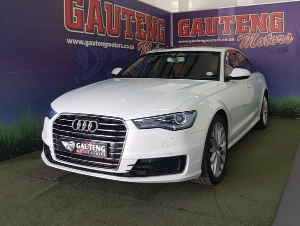 2016 Audi A6 3.0 Tdi Multitronic  Gauteng Pretoria_0