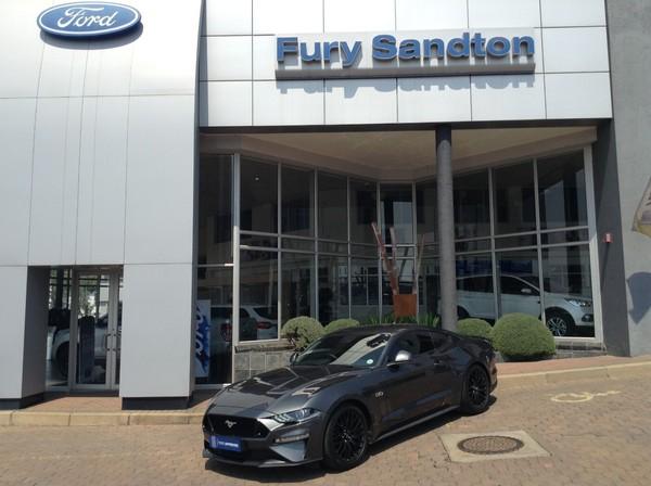 2020 Ford Mustang 5.0 GT Auto Gauteng Sandton_0
