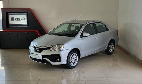 2018 Toyota Etios 1.5 Xs  Western Cape Strand_0