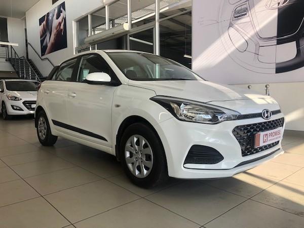 2019 Hyundai i20 1.4 Motion Auto Gauteng Montanapark_0