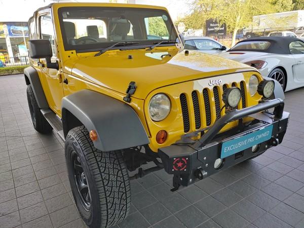 2011 Jeep Wrangler 3.8 Sport M6 2dr  Gauteng Midrand_0