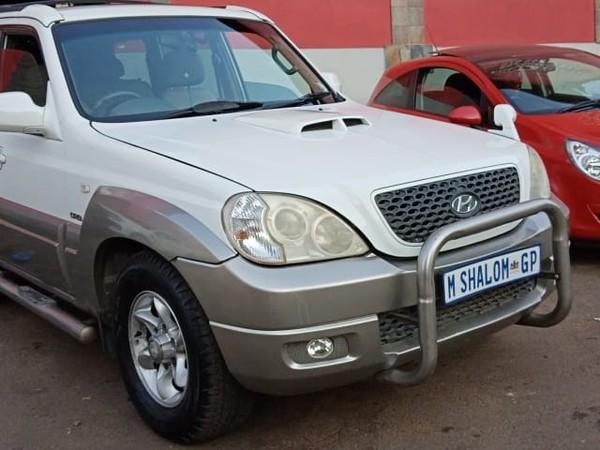 2007 Hyundai Terracan 2.9 Crdi At  Gauteng Randburg_0