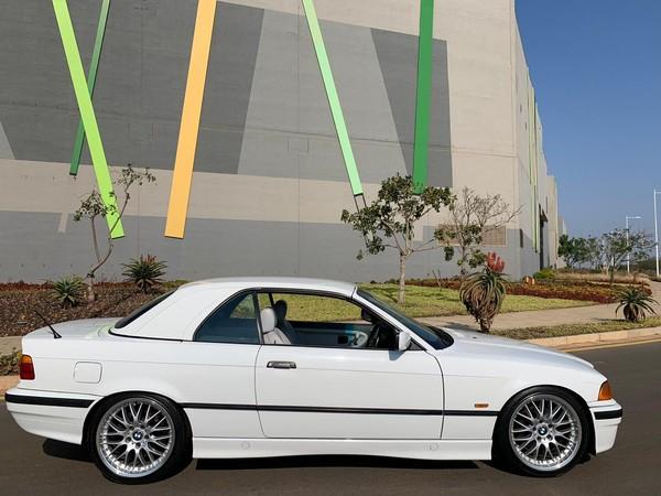 1997 BMW 3 Series 328i Convertible e36  Gauteng Sandton_0