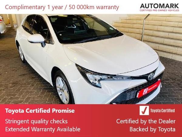 2019 Toyota Corolla 1.2T XR CVT 5-Door Gauteng Roodepoort_0