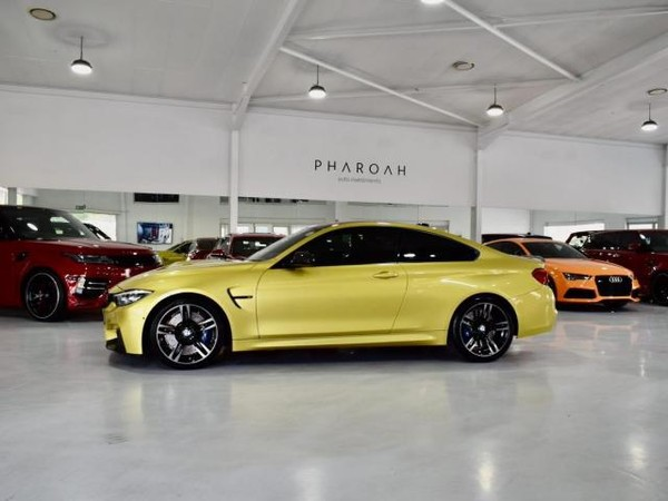 2018 BMW M4 Coupe M-DCT Gauteng Sandton_0