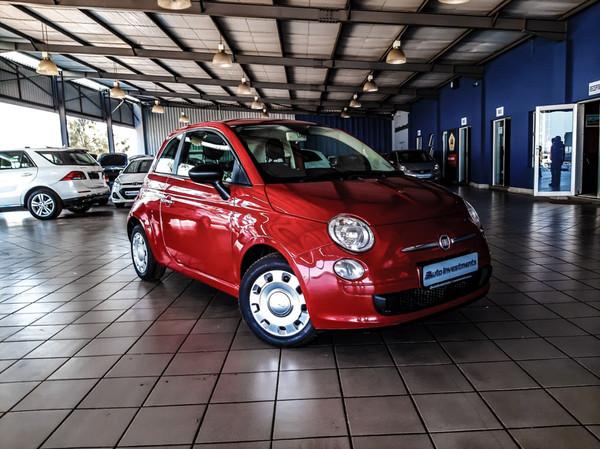 2015 Fiat 500 1.2 Pop  Mpumalanga Middelburg_0