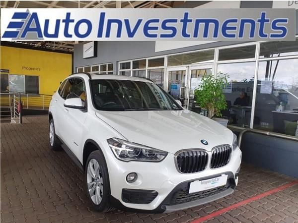 2017 BMW X1 sDRIVE20d xLINE Auto Gauteng Centurion_0