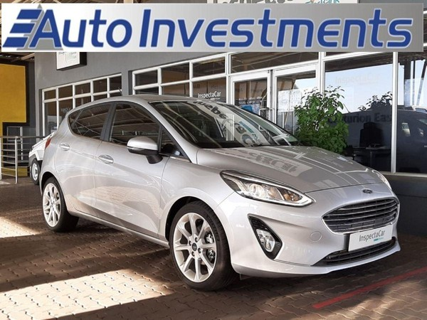2018 Ford Fiesta 1.0 Ecoboost Titanium Auto 5-door Gauteng Centurion_0