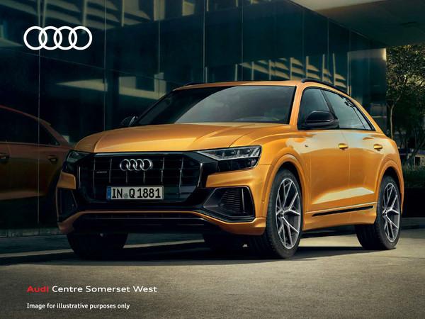 2020 Audi Q8 55TFSI Quattro TIP Western Cape Somerset West_0