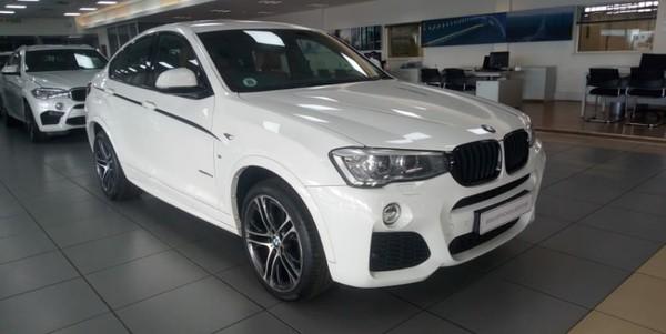 2015 BMW X4 xDRIVE20d M Sport Gauteng Isando_0