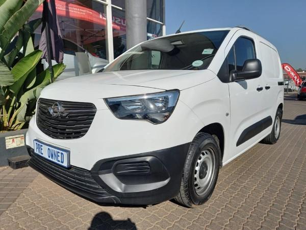 2020 Opel Combo Cargo 1.6TD FC PV Gauteng Pretoria_0