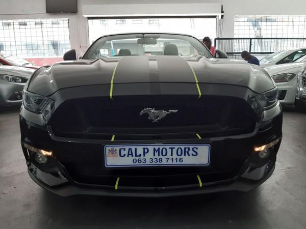 2017 Ford Mustang Roush 2.3 Ecoboost Convertible Auto L2 Gauteng Marshalltown_0