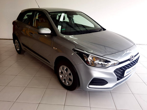 2019 Hyundai i20 1.2 Motion Gauteng Centurion_0
