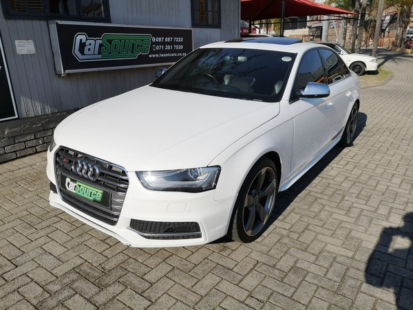 2013 Audi S4 3.0t Quattro Stronic  Mpumalanga Nelspruit_0