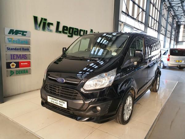 2016 Ford Transit 2.2TDCi Sport 114KW FC Panel van Gauteng Vereeniging_0