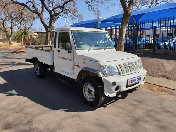 2018 Mahindra Bolero MAXI Truck Plus Contractor 2.5 TD PU SC Gauteng Pretoria West_0
