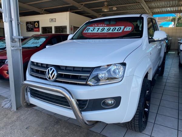 2014 Volkswagen Amarok 2.0 BiTDi Highline 132KW 4MOT Auto Double cab bakk Gauteng Krugersdorp_0