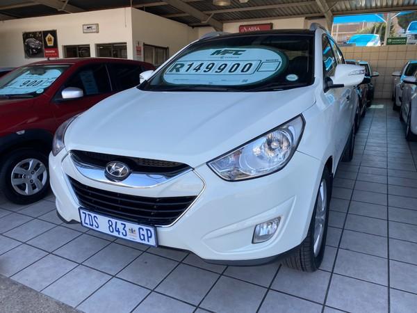 2010 Hyundai iX35 R2.0 Crdi Gls Awd At  Gauteng Krugersdorp_0