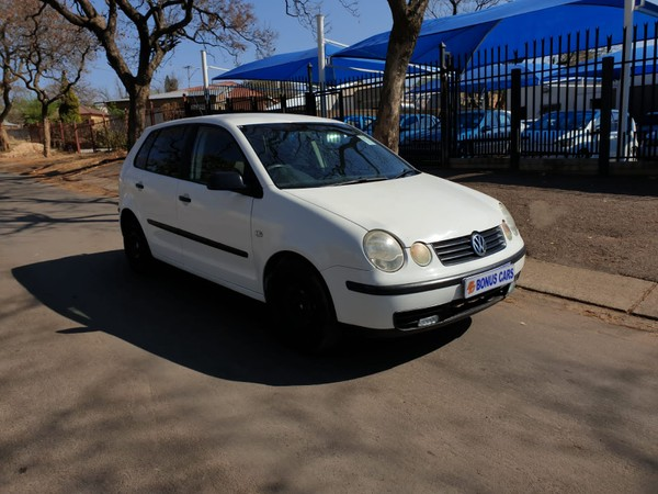 2003 Volkswagen Polo 1.4  Gauteng Pretoria West_0