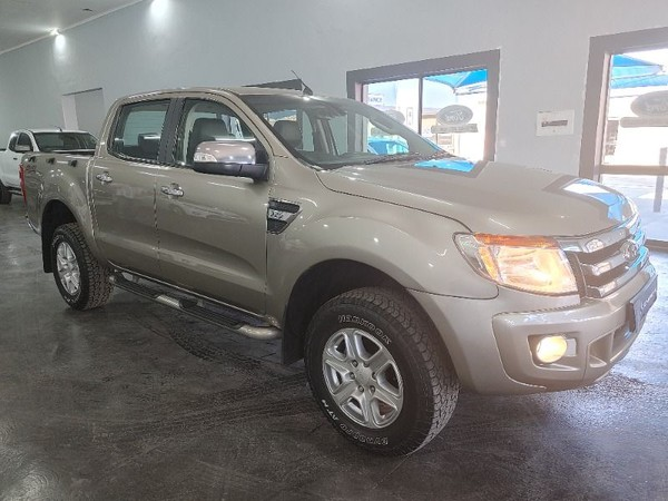 2015 Ford Ranger 3.2tdci Xlt 4x4 At Pu Dc  Northern Cape Kuruman_0